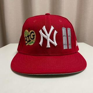 ニューエラー(NEW ERA)のNEW ERA ニューエラ 59FIFTY CAP BIG APPLE(キャップ)