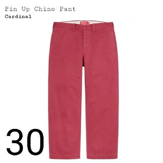 Supreme - Supreme Pin Up Chino Pant