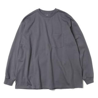 定価16500円 graphpaper Oversized Pocket Tee