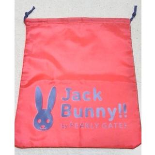 PEARLY GATES - 【非売品】ジャックバニー 巾着袋
