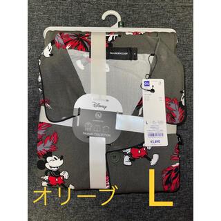 UNDERCOVER - GU × UNDERCOVER ミッキー パジャマ アンダーカバー ジーユー