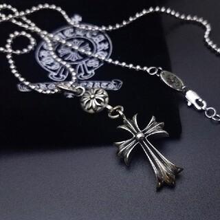 Chrome Hearts - セールセールChrome Hearts十字架の首飾り