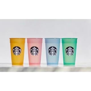 Starbucks Coffee - カラーチェンジングコールドカップセットNOFILTER (1セット)