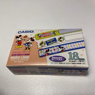 CASIO - のぶりん0621様専用 ネームランド テープカートリッジ ミッキー&ミニー