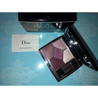Dior - 【限定品】ディオール サンククルールクチュール 849 ピンクサクラ