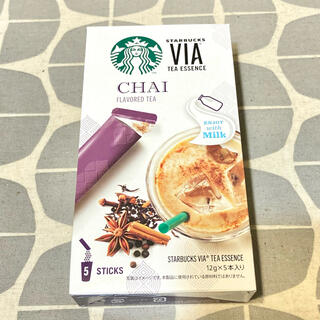 Starbucks Coffee - スタバ VIA チャイ
