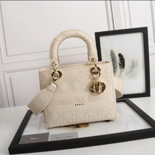 Christian Dior - DIOR LADY D-LITE ミディアムバッグ