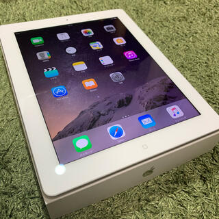 iPad - 【新品同様】iPad4 16GB アイパッド 第4世代 ホワイト