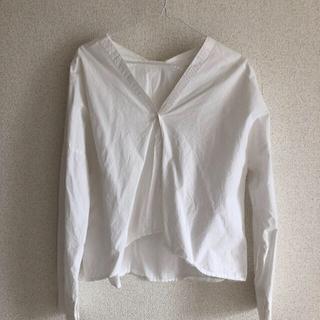 ロキエ(Lochie)のvintage クラシックボタンシャツ(シャツ/ブラウス(長袖/七分))