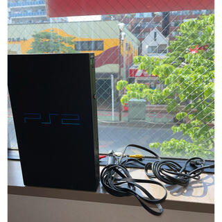 プレイステーション2(PlayStation2)のプレステ2 SCPH30000 ジャンク(家庭用ゲーム機本体)