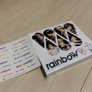 ジャニーズWEST - ジャニーズWEST*初回盤B rainboW