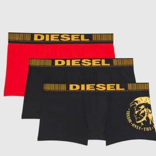 DIESEL - ディーゼル ボクサーパンツ 3枚セット Lサイズ