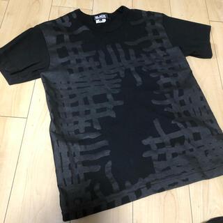ブラックコムデギャルソン(BLACK COMME des GARCONS)のブラック コムデギャルソン Tシャツ(Tシャツ/カットソー(半袖/袖なし))