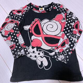 ヒステリックミニ(HYSTERIC MINI)のヒスミニ♡ロンT(Tシャツ/カットソー)