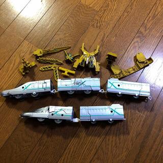 タカラトミー(Takara Tomy)のシンカリオン アルファエックス(電車のおもちゃ/車)