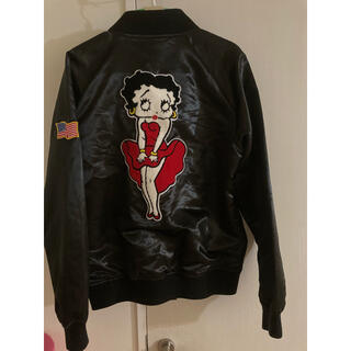Supreme - Supreme Betty Jacket Black
