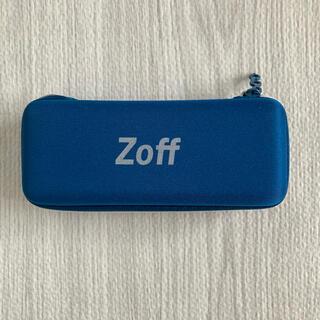 ゾフ(Zoff)のZoffメガネケース(サングラス/メガネ)