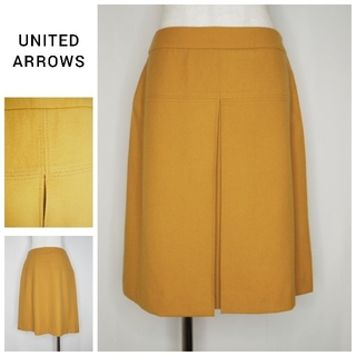 UNITED ARROWS - UNITED ARROWS スカート 38