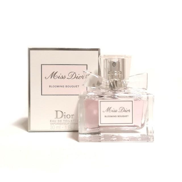 Christian Dior(クリスチャンディオール)のMiss Dior★ミスディオール ブルーミングブーケ オードトワレ 30ml コスメ/美容の香水(香水(女性用))の商品写真