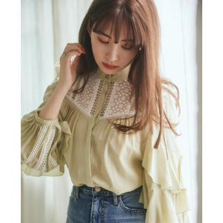 snidel - herlipto♡Easy to Love Blouse
