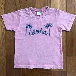 petit main - プティマイン 半袖Tシャツ 100