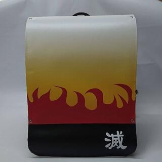 ランドセルカバー 大人気和柄 ④ オリジナル ハンドメイド 炎柄(ランドセル)