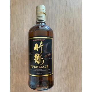 ニッカウイスキー(ニッカウヰスキー)のニッカ 竹鶴ピュアモルト(ウイスキー)