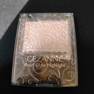 CEZANNE(セザンヌ化粧品) - セザンヌ パールグロウハイライト 01