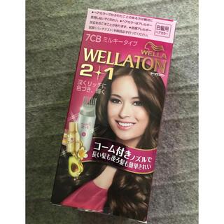 WELLA - ウエラトーン ツープラスワン ミルキーEX