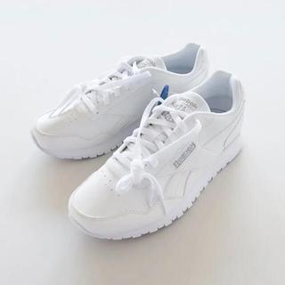 リーボック(Reebok)のReebok Classic Harman Run Sneaker -White(スニーカー)