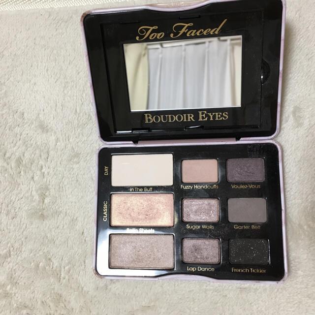 Too Faced(トゥフェイス)のTOO FACED アイシャドー コスメ/美容のベースメイク/化粧品(アイシャドウ)の商品写真