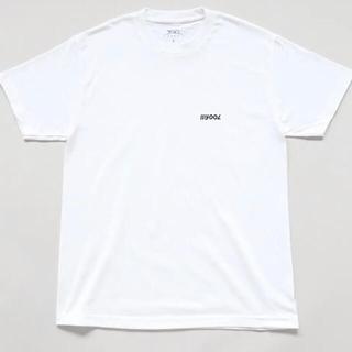 ワンエルディーケーセレクト(1LDK SELECT)の700 FILL Flip Payment Logo Tee - White(Tシャツ/カットソー(半袖/袖なし))