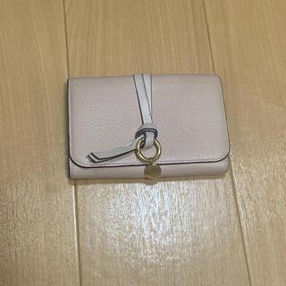 クロエ(Chloe)のChloe クロエ 折りたたみ財布(財布)