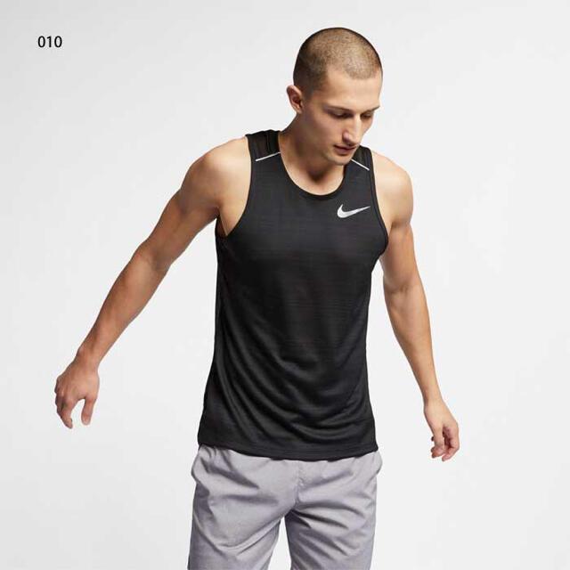 NIKE(ナイキ)のナイキ 陸上 ユニフォーム ランシャツ シングレット 新品 スポーツ/アウトドアのランニング(ウェア)の商品写真