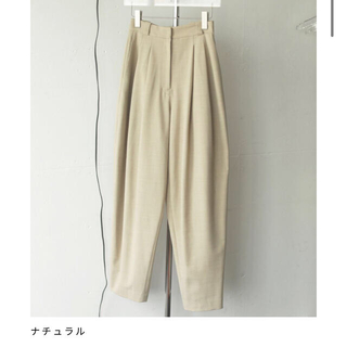 TODAYFUL - トゥデイフル  Highwaist Tuck Trousers
