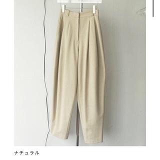 TODAYFUL - トゥデイフル  Highwaist Tuck Trousers
