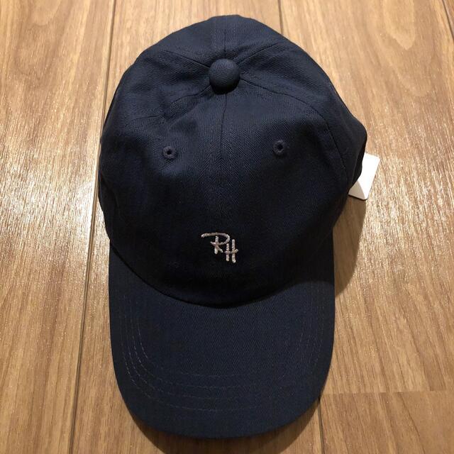 Ron Herman(ロンハーマン)の新品 ロンハーマン 刺繍 キャップ レディースの帽子(キャップ)の商品写真