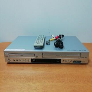 LG Electronics - LG VHS・DVDデッキ DVCR-B200 動作品 メンテナンス済み