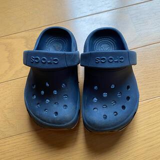 クロックス(crocs)のクロックス キッズ サンダル13.0(サンダル)