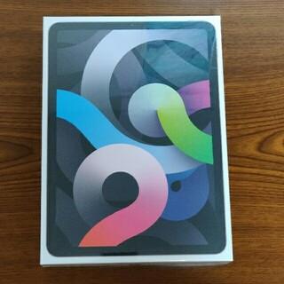 iPad - 新品未開封 iPad Air4 256GB Wi-Fi スペースグレー