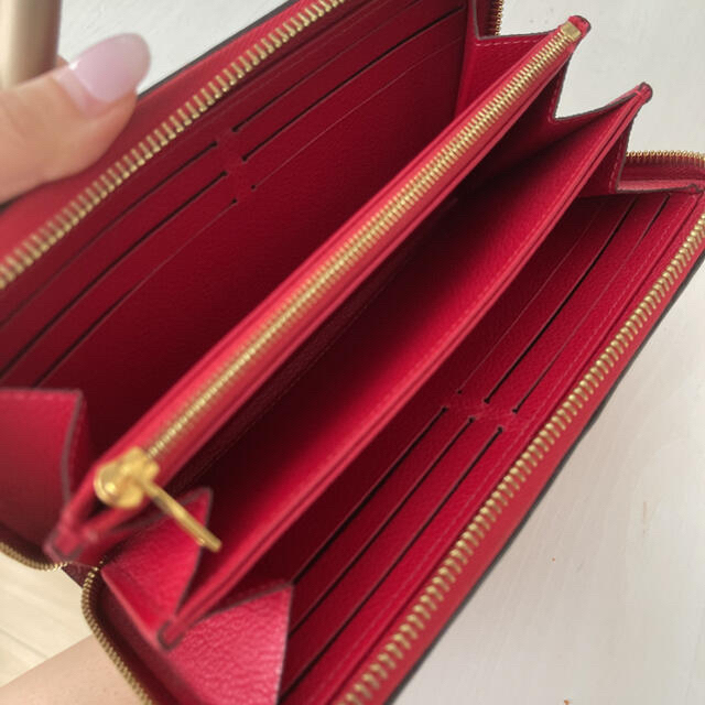 LOUIS VUITTON(ルイヴィトン)のルイ・ヴィトン長財布 レディースのファッション小物(財布)の商品写真