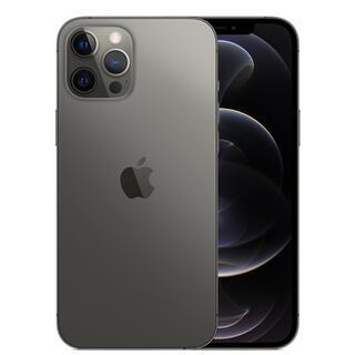Apple - 【送料込み】iPhone12pro Max 128GB グラファイト 美品