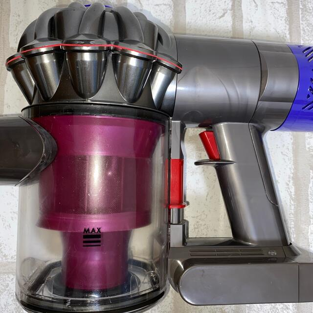 Dyson(ダイソン)の新品バッテリー搭載Dyson SV09セット スマホ/家電/カメラの生活家電(掃除機)の商品写真