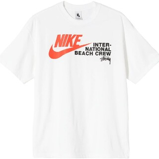 STUSSY - Stussy Nike International Beach Crew Tee
