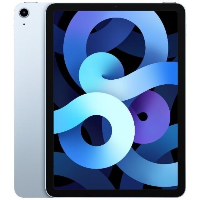 iPad(アイパッド)のiPad air4 256gb WiFi フィルム:ケースつき説明文見てください スマホ/家電/カメラのPC/タブレット(タブレット)の商品写真