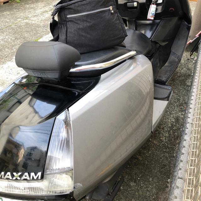 ヤマハ(ヤマハ)のマグザム  自動車/バイクのバイク(車体)の商品写真
