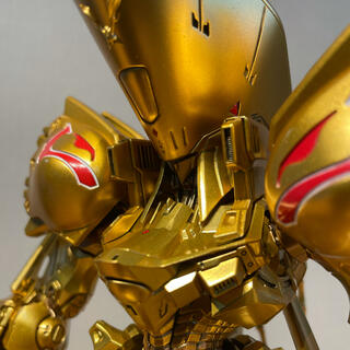 ボークス(VOLKS)の最終価格 塗装完成品 ファイブスター物語1/100ナイトオブゴールド(模型/プラモデル)