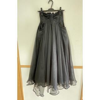 la belle Etude - ハイウエストチュールスカート