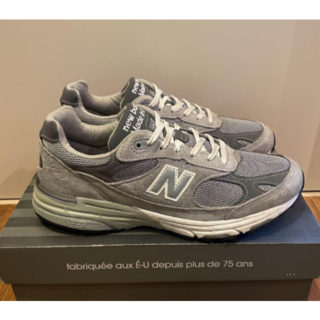 24.5cm NEW BALANCE MR993GL (スニーカー)