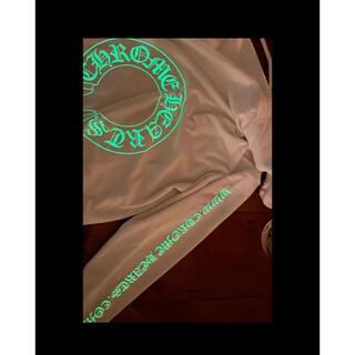 Chrome Hearts - クロムハーツ プルオーバーパーカー グローインザダーク オンライン限定 蛍光